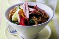 Chinese Chicken and Sesame Stir Fry