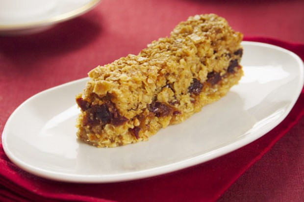 Date and Maple Flapjacks