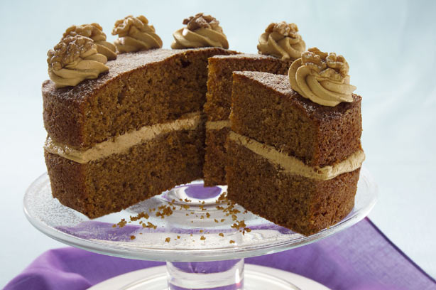 Coffee cake recipes uk