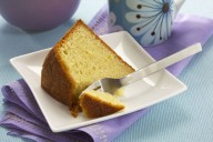 Lemon Maderia Cake