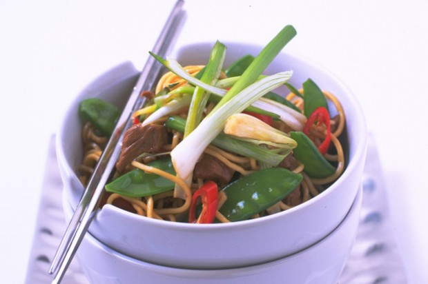Chinese Pork Noodles