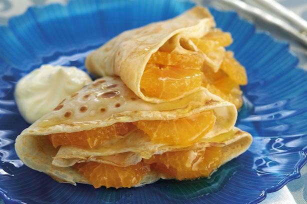 Clementine Crepes