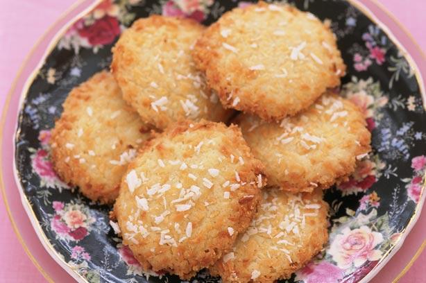 Orange & Coconut Tea Cookie Recipes — Dishmaps