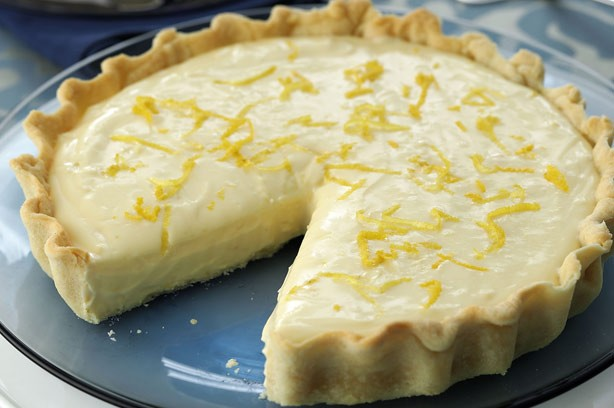 Quick lemon tart recipe