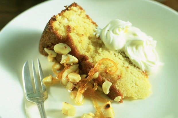 Orange and Almond Torte