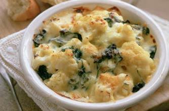 Broccoli and cauliflower gratin recipe - goodtoknow