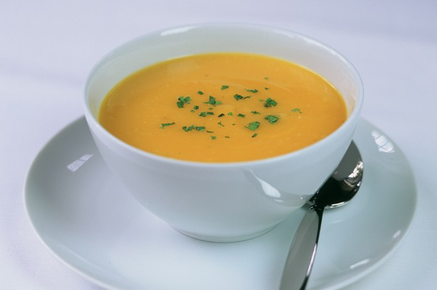 ... recipe post holiday spiced carrot and spiced carrot soup
