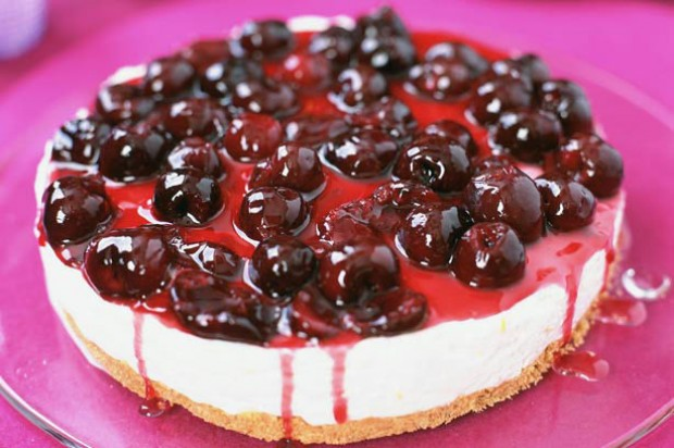 Cherry Cheescake