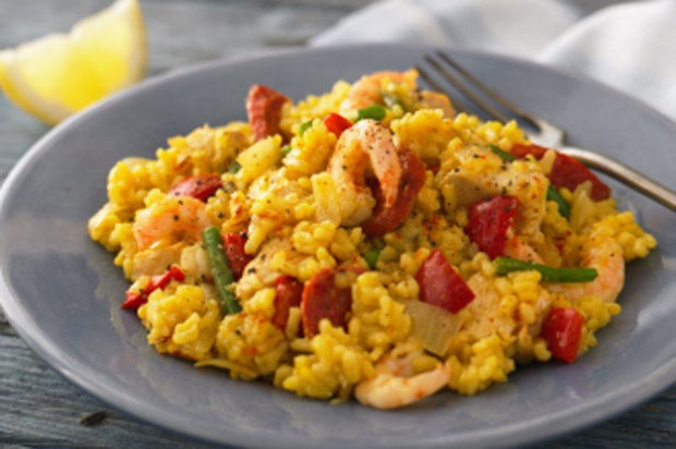 Chicken prawns and rice recipes