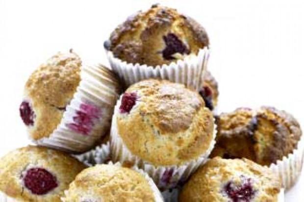 Rapberry muffins