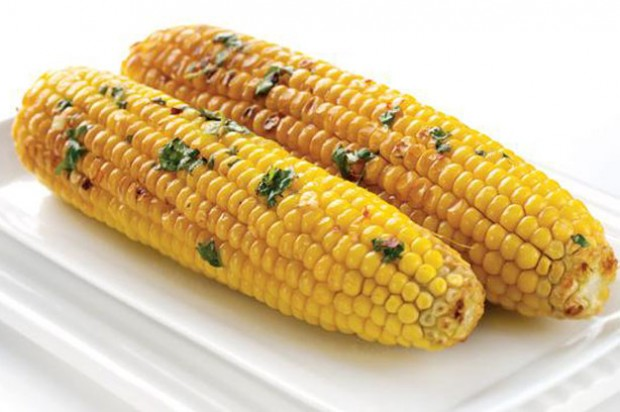 Barbecued Sweetcorn And Smoky Butter Recipes — Dishmaps