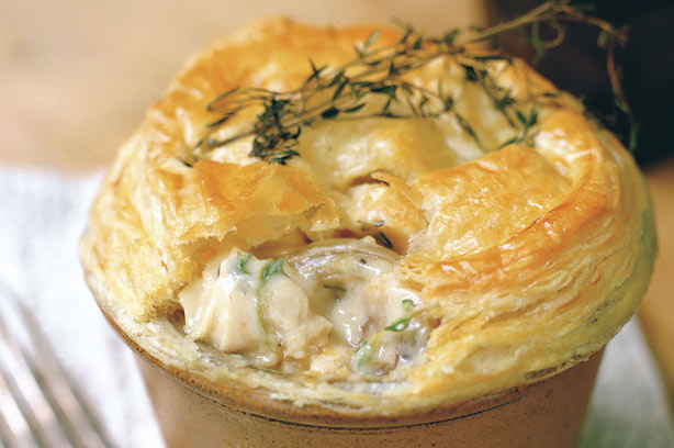 Chicken and spinach pie recipe easy