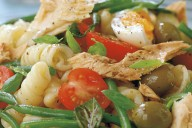 Pasta nicoise
