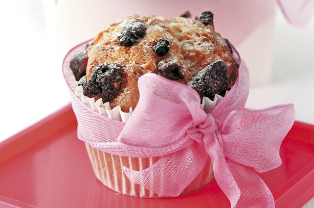 Raisin muffins recipe