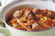 Sausage meatballs