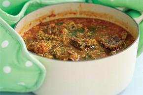 Catalan beef stew