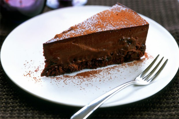 No-Bake Chocolate Torte