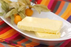Mango and Lime Parfait