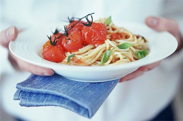 Spaghetti al Pomodori