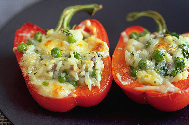 Stuffed pepper Recipes - goodtoknow