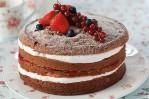 Крем для бисквитного торта.  Чтобы приготовить бисквитный торт вам понадобиться испечь бисквитные коржи и промазать...