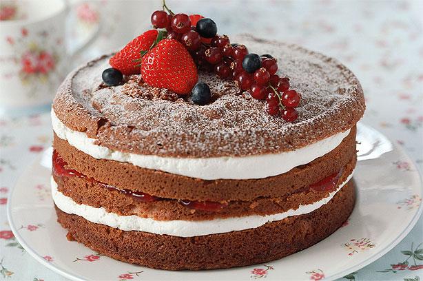 Домашняя выпечка торты фото