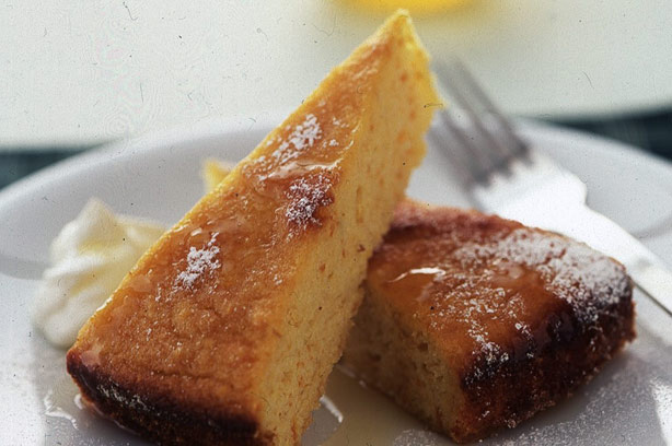 Luxury orange and almond cake recipe - goodtoknow