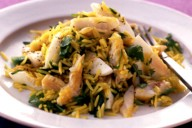 Smoked haddock kedgeree