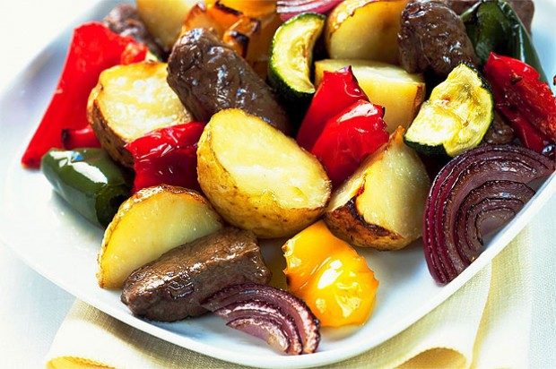 Scottish Summer salad