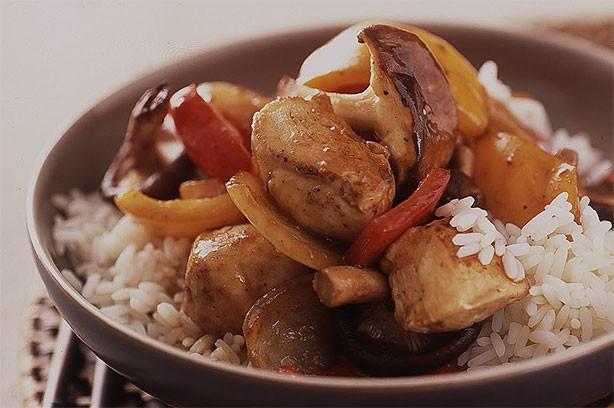 Hoi Sin Chicken