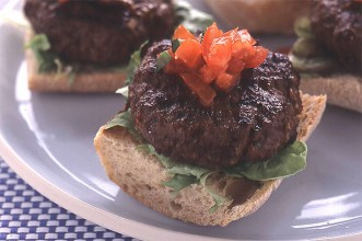 Homemade Burgers | burger recipe
