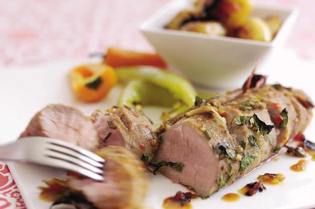 Recipes for pork fillet uk
