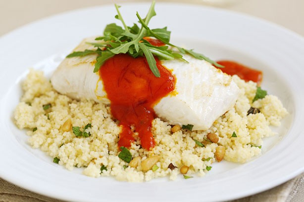 Halibut Steaks with Tomato_seafood.org