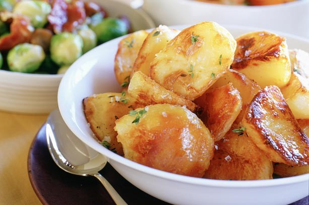 Lemon and Thyme Roast Potatoes_IPN