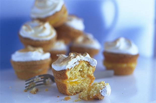 Meringue Muffins