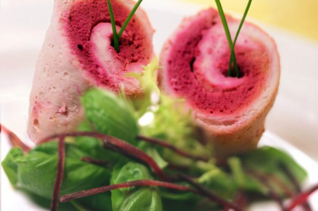 Beetroot Chicken Boudin_BeetandCelery