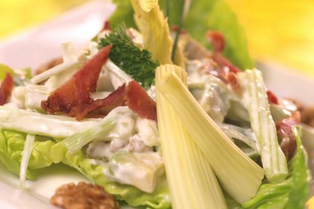 Celery Crispy Bacon Salad_BeetandCelery
