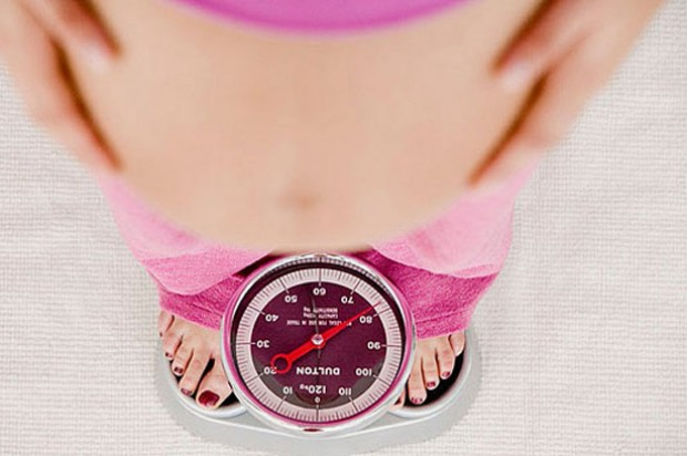 Weight gain pregnancy scales
