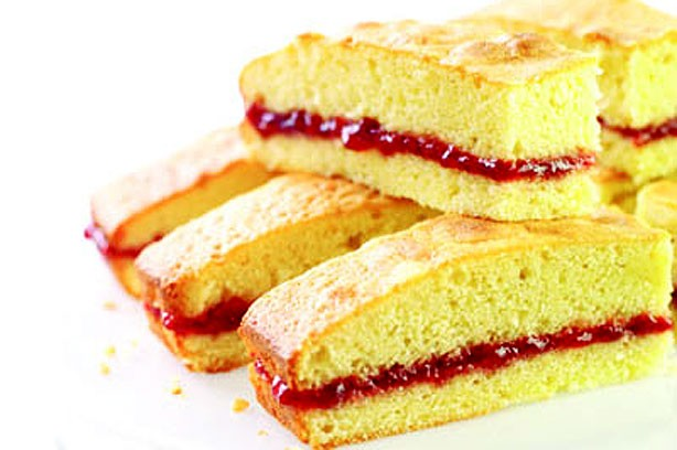 Mrs Beeton's Victoria sandwich recipe
