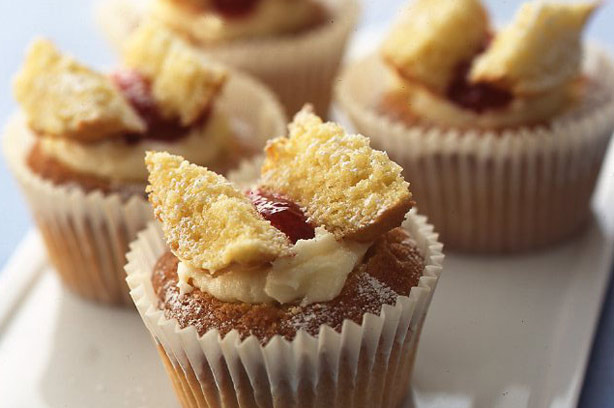 Egg Free Fairy Cakes Recipe