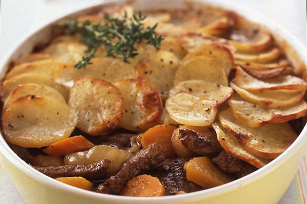 Spiced lamb hotpot recipe - goodtoknow