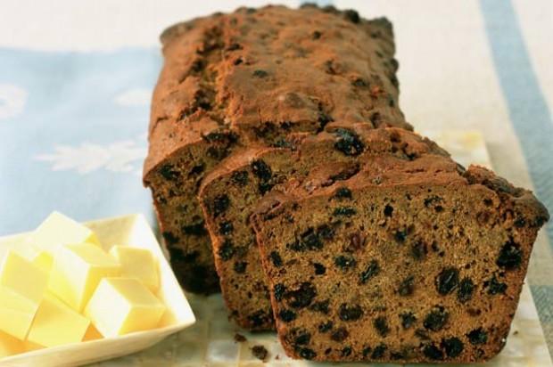 Plain cake recipe in loaf tin