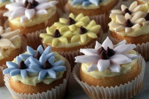 Mothersday Flower Cakes