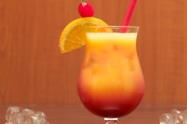 Tequila sunrise cocktail  Tequila Sunrise cocktail recipe - goodtoknow
