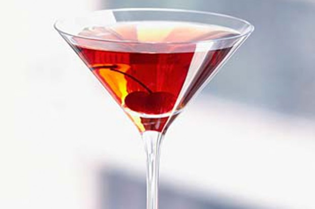 Manhatten cocktail