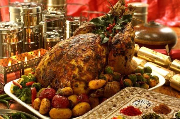 Best Christmas turkey recipes - Tandoori Roast Turkey - goodtoknow