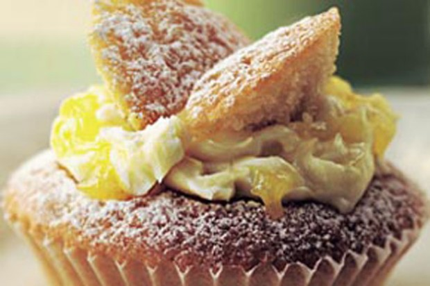 Lemon Butterfly Cakes Mary Berry