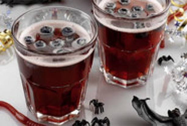 50 delicious Halloween recipes - Blood bath cocktail - goodtoknow