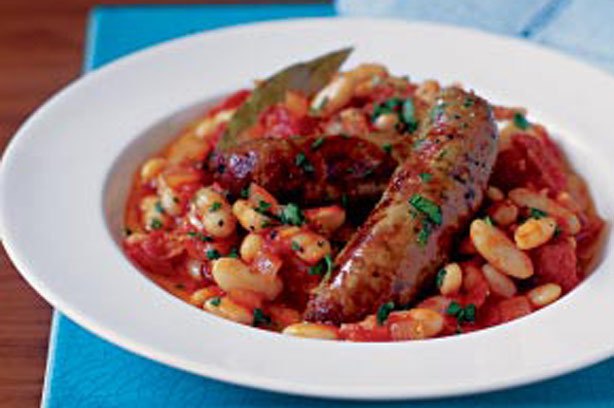 Sausage cassoulet recipe - goodtoknow