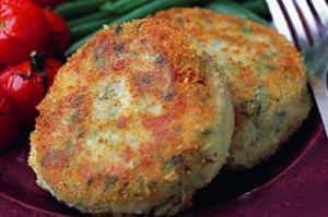 Cheap healthy meals dinners for just 1 a head tuna for Tuna fish cake recipe